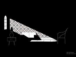 香奈儿风《RUIFEI时装周发布会》—安戈力文化