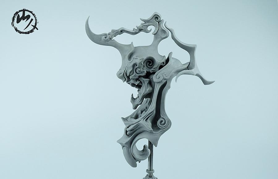 查看《《怒颚摩罗》》原图,原图尺寸:1000x645