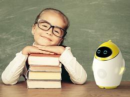 【图维设计】Q檬儿童语音机器人
