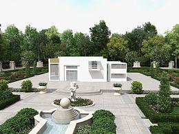 建筑模型渲染作品分享之十六