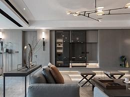 室内空间摄影|郑州.东润泰和200㎡大平层 — 家