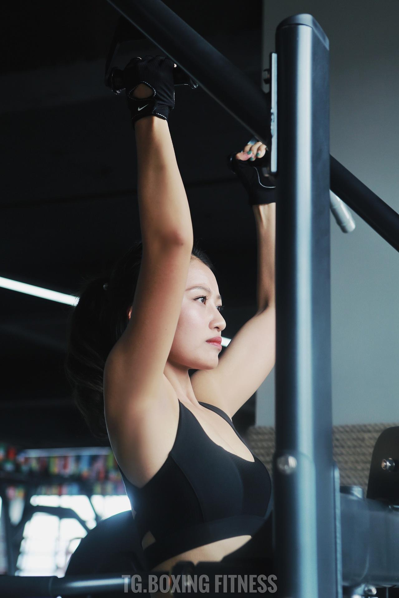 搏击健身私教工作室宣传照|摄影|人像|土豆星球
