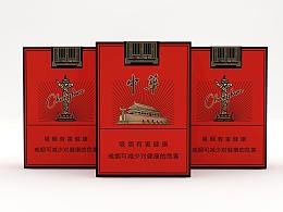 香烟包装-中华香烟包装优化设计