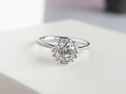 梵尼洛芙珠宝 | 钻戒设计《米蒂尔 Meteor》