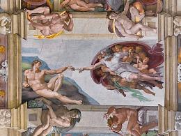 艺术流派那些事之文艺复兴(佛罗伦萨画派之米开朗基罗)
