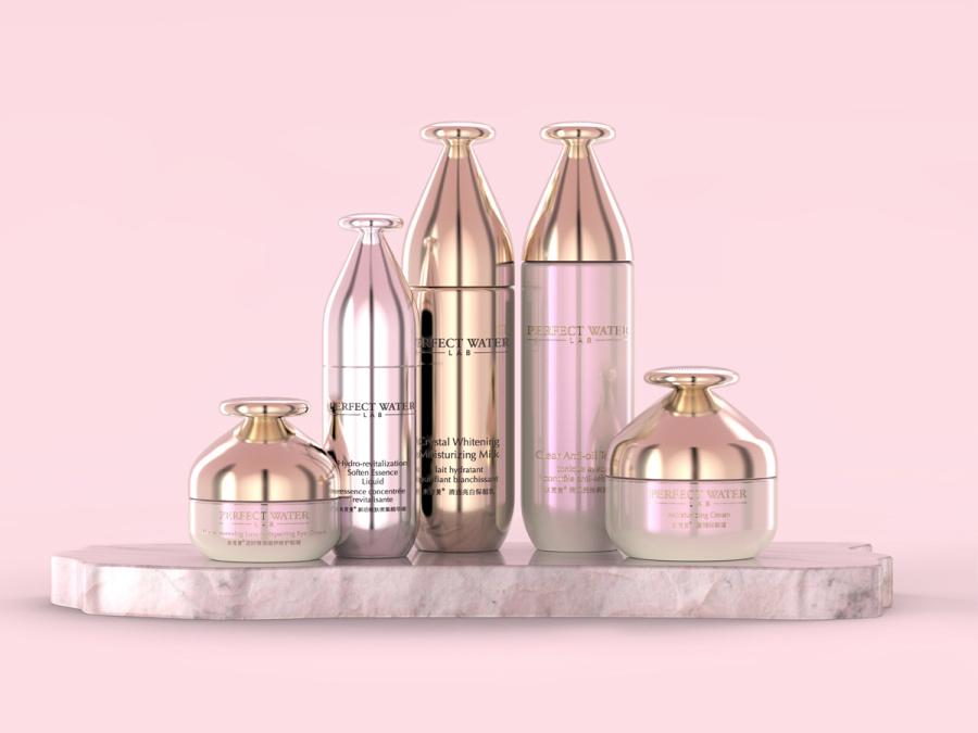 水完美化妆品设计 设计 摘要 念相-原创包装作关于室内设计毕业论文平面图片