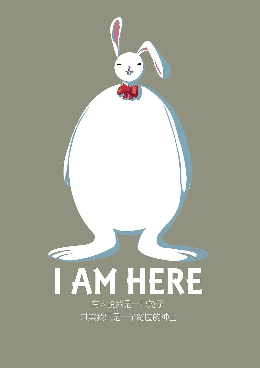 广州动物园兔子