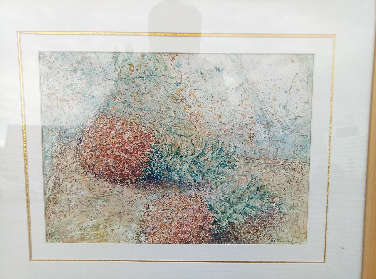 纯手绘油画,彩铅画,国画定制