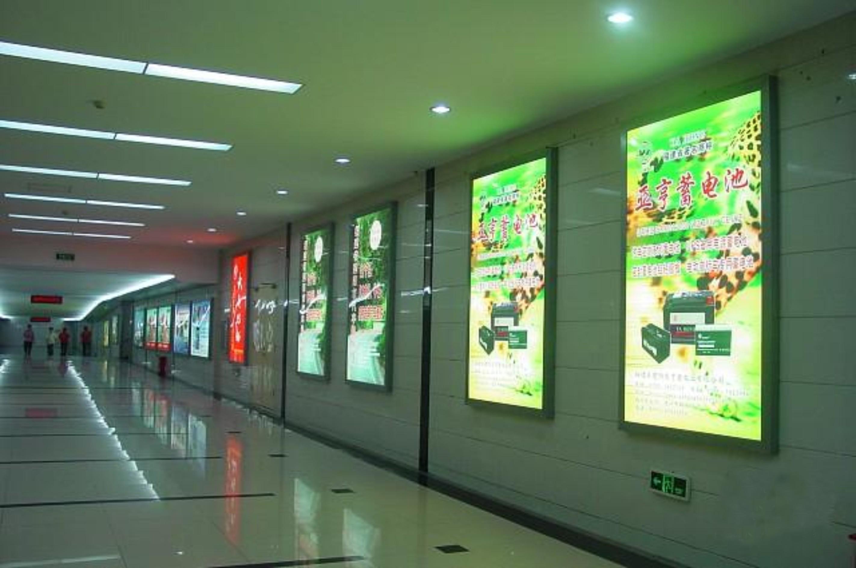 厦门超薄灯箱 高亮光开启式灯箱 广告灯箱 制作供应图片