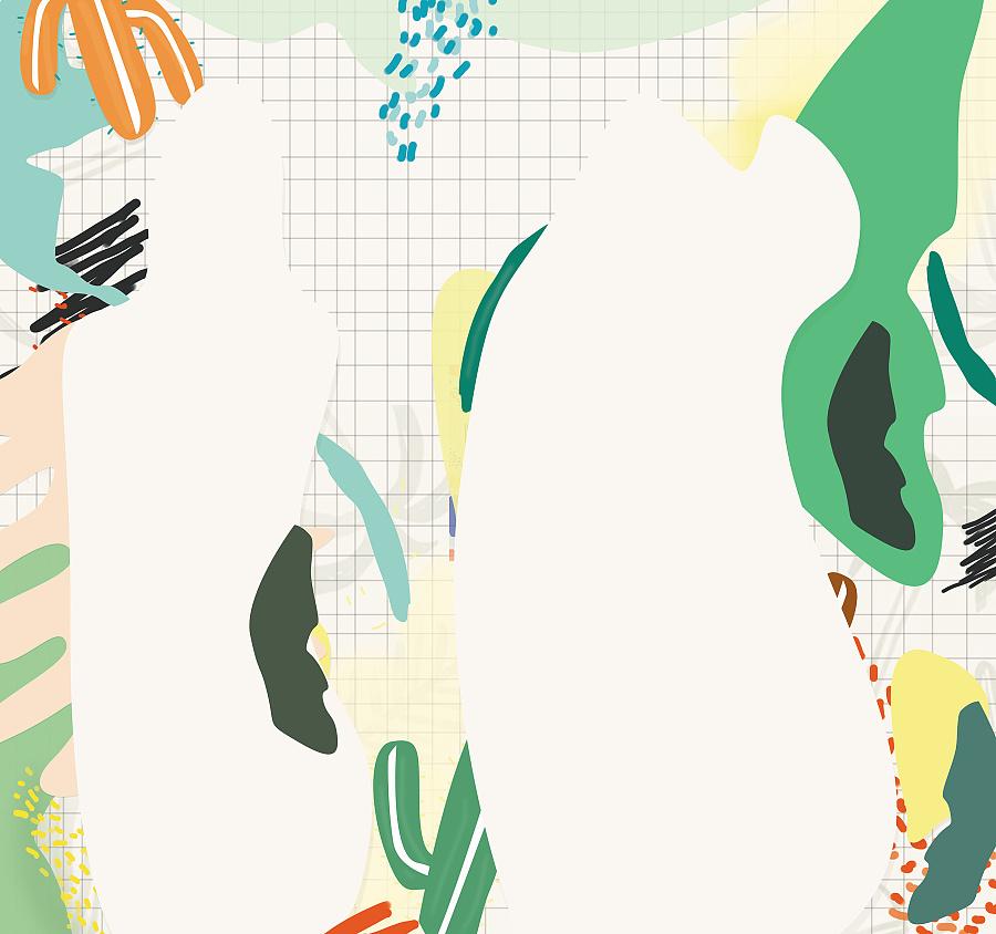 手绘喷绘涂鸦|图案|平面|miriam123 - 原创设计作品