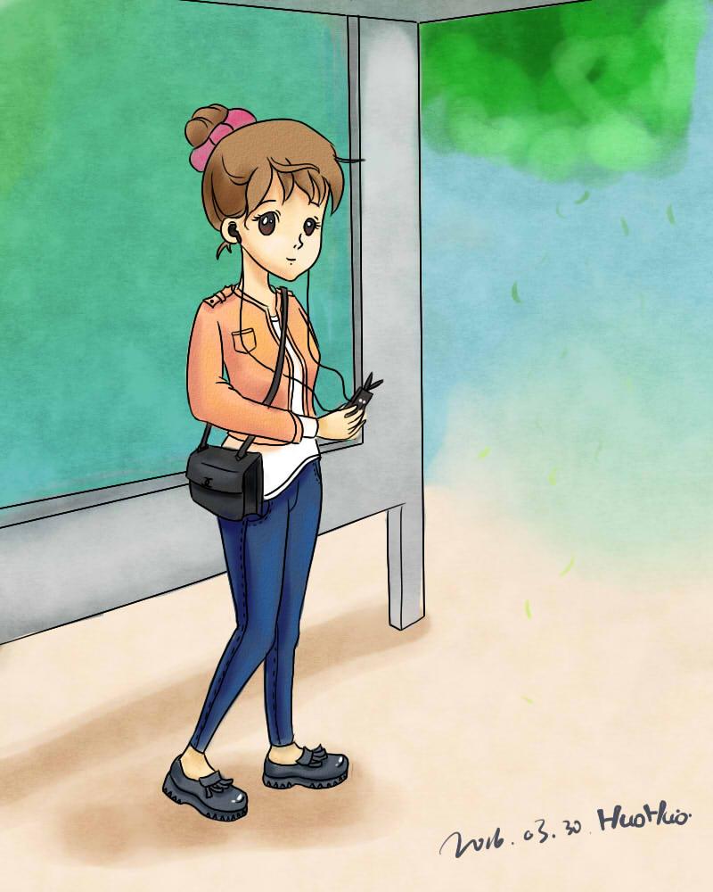 漫画女孩漫画唯美漫画|草木动漫|意思|宠儿嚯人物虫肖像什么卡通图片