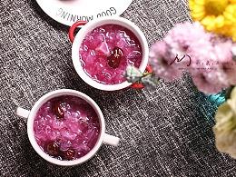 Food-紫薯银耳羹
