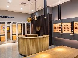 LINDBERG眼镜店-阿目眼镜-建筑空间摄影