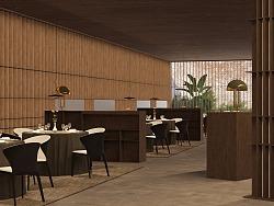 瓦伦西亚·邦巴斯 I 将顶级餐厅与艺术中心一网打尽