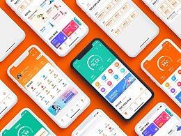中国电信App Redesign 设计思路