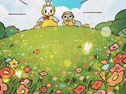 拉梦的世界-春天篇