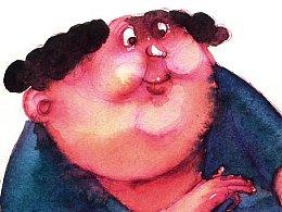 肥胖一族(一)