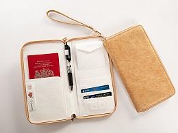纸竹常乐杜邦纸护照包(新潮/防水/环保/创意)