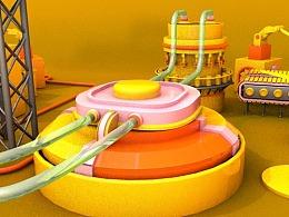 脐橙品牌宣传三维动画——《橙心加工厂》