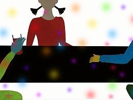 剪纸定格动画短片设定集