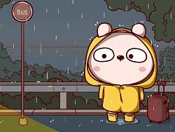 冷兔宝宝旅行篇 —— 微信表情