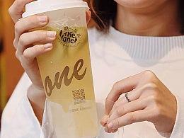 餐饮品牌设计 —— 啊一柠檬茶