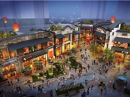 商业街改造设计|新河天地:终于,有一条商业街可以代言江阴了