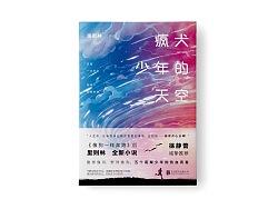 书籍设计——《疯犬少年的天空》/里则林 著