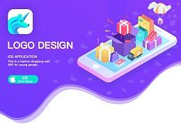 独角售APP ——LOGO设计(附动效)