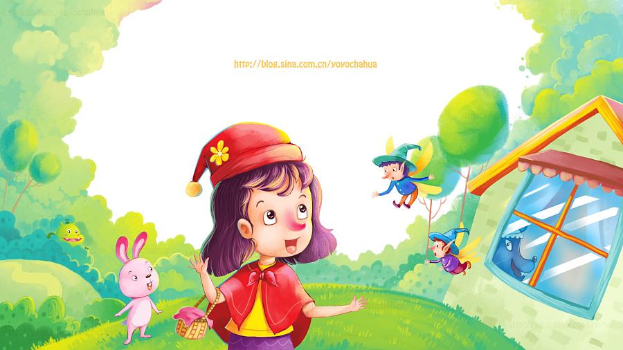 格林童话封面图片