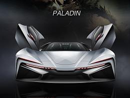 新能源汽车造型设计