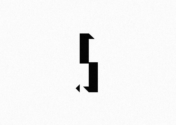 室内工作室logo字体|标志|平面|平面控