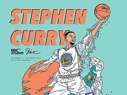 2018 NBA季后赛插画纪录