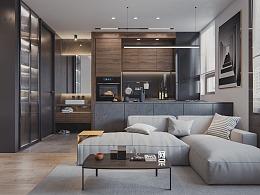 公 寓 · 现 代 丨 简 约