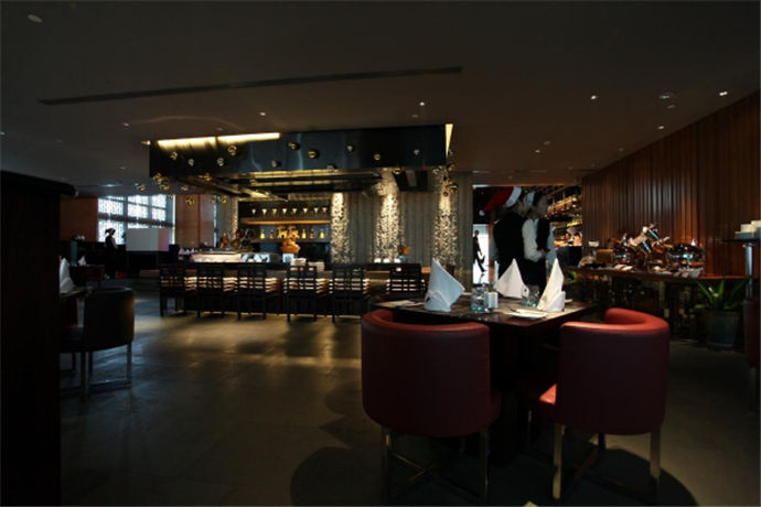 周末青春西餐厅-临夏专业特色餐厅装修设计公司|室内