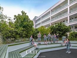 E.LIT拍摄 | 校园景观-上海