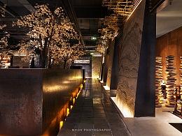 空间摄影: 梵餐舍 Taste Of Zen.