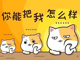 一只猫是也表情包