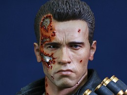 HOTTOYS DX13 终结者