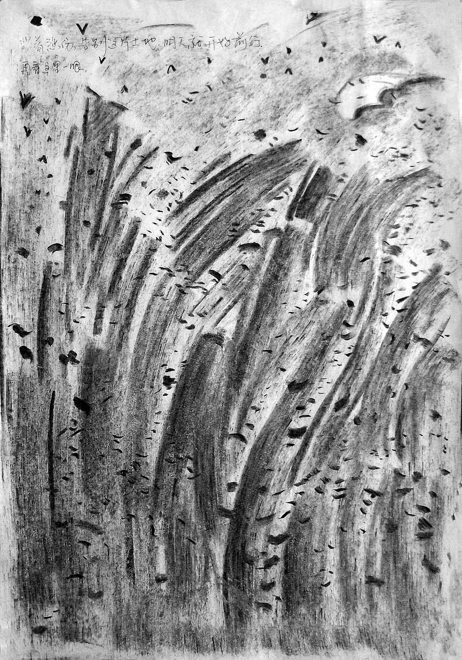 查看《09年《北方·青鸟集》作品选——零九年黑色的夏天》原图,原图尺寸:1410x2011