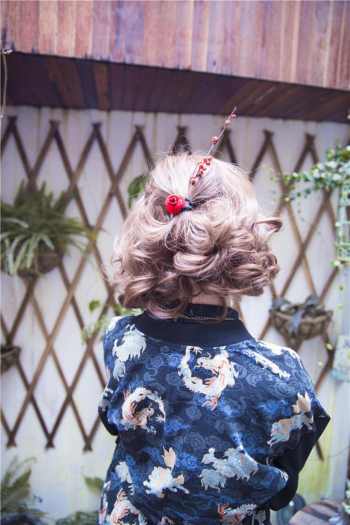 原宿森林系女孩