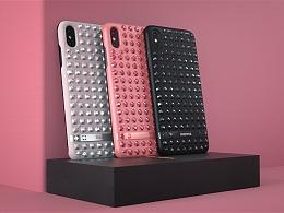 【RAMEX晶钻手机壳】产品视觉动画——巨人谷制作