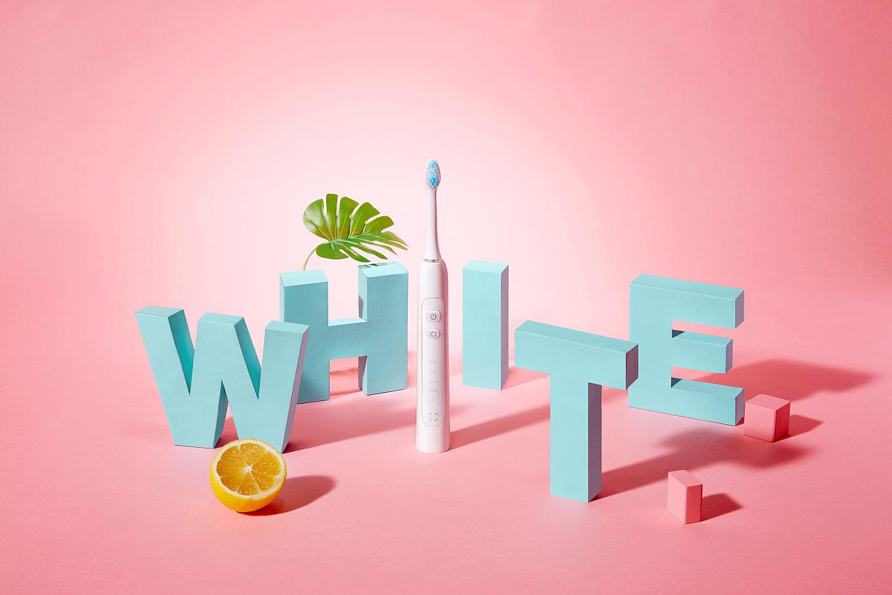 产品摄影—电动牙刷