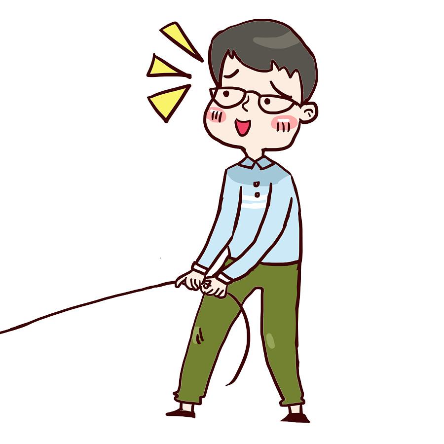 七夕福利‖超萌情侣头像|单幅漫画|动漫|冷菊J