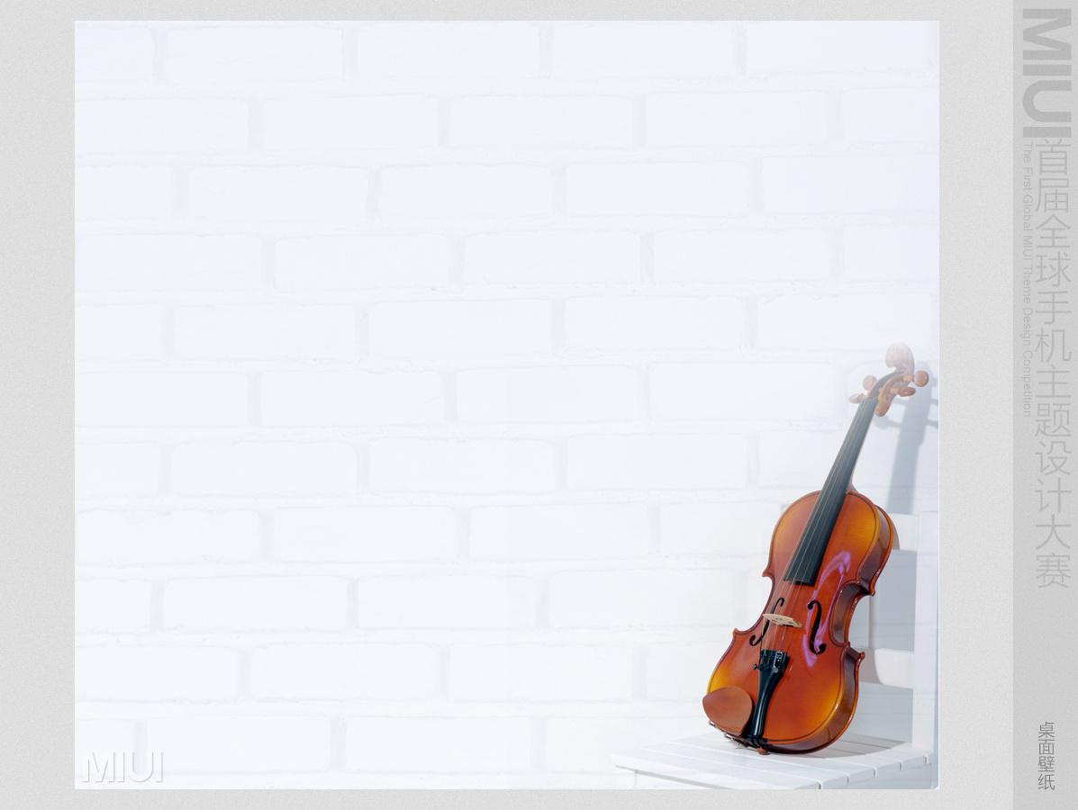 小提琴 图片