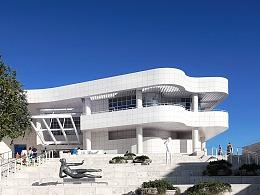 洛杉矶盖蒂中心The Getty center,Richard Meier