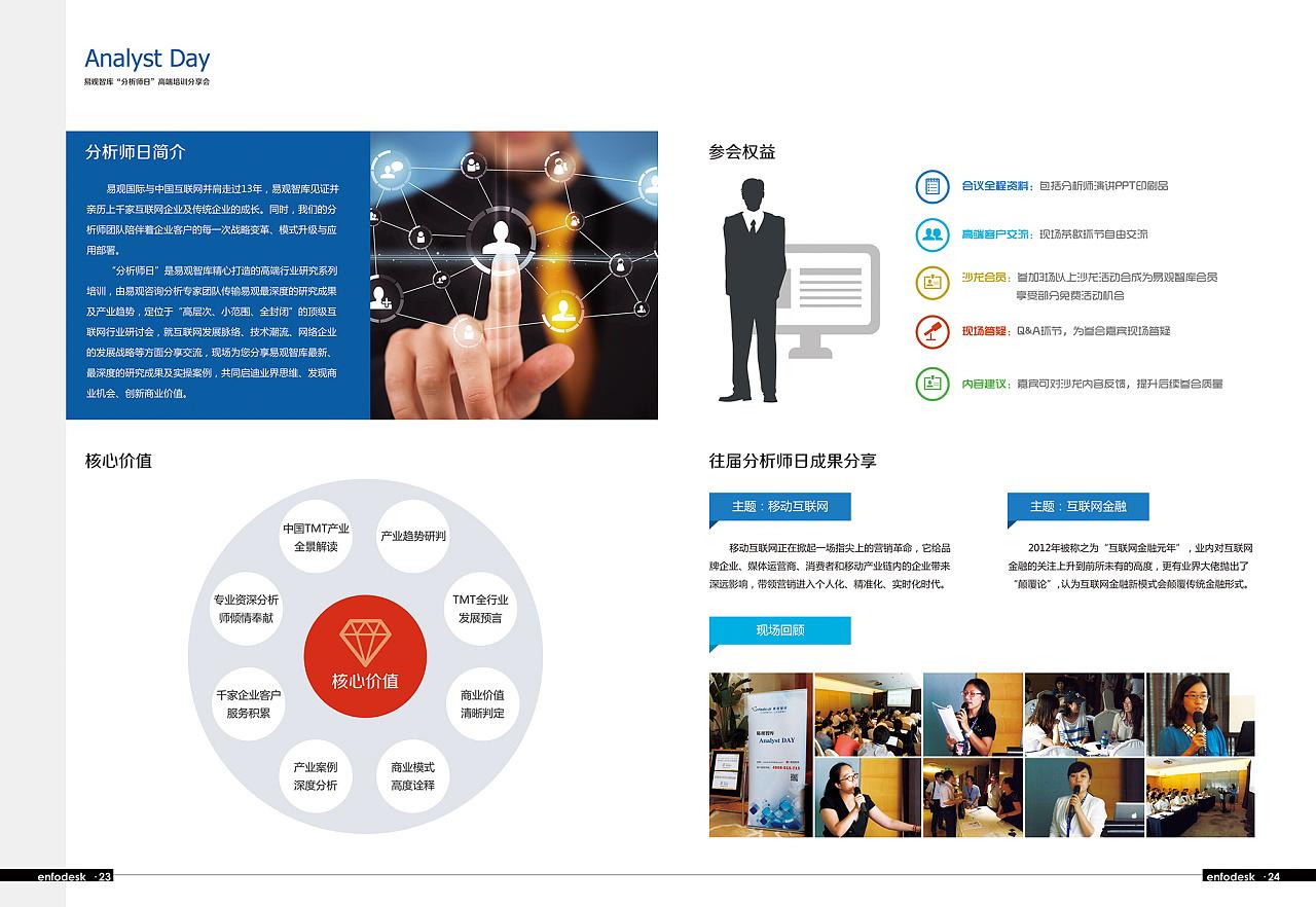 产品手册 公司宣传册图片