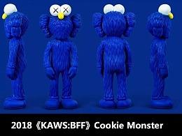 KAWS-从涂鸦怪盗到现象级潮牌艺术家,交叉眼XX成为潮界的顶级符号-潮玩艺术公仔全集篇
