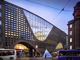 赫尔辛基大学主图书馆HelsinkiUniversity MainLibrary
