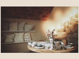 生活店 | UE4漫游 | 室内动画展示 | CG写实效果